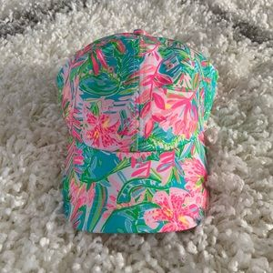 Lilly Run Around Hat Lilly of the Jungle print